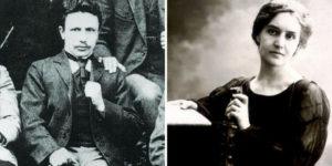 Dino Campana e Sibilla Aleramo