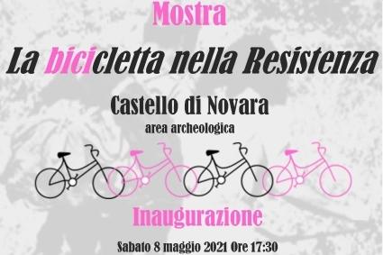 Mostra biciclette nella resistenza